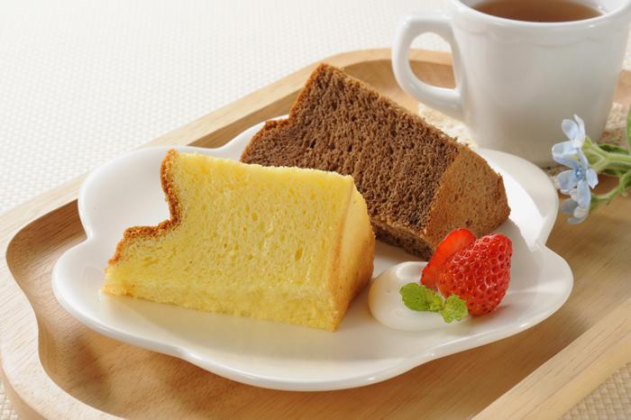 quatrequarts米粉シフォンケーキ