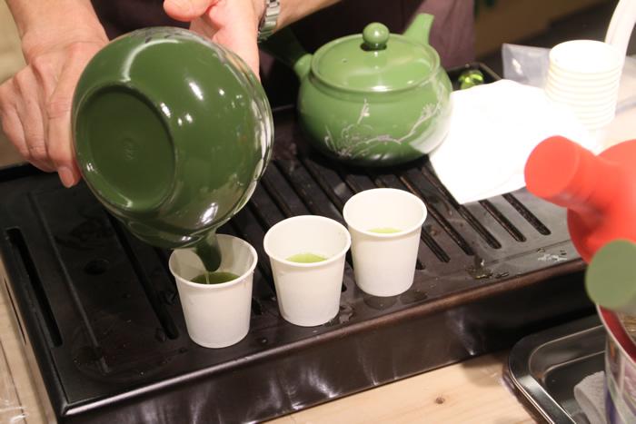 東山茶 静岡県掛川市 いっぷく処 クラシェ