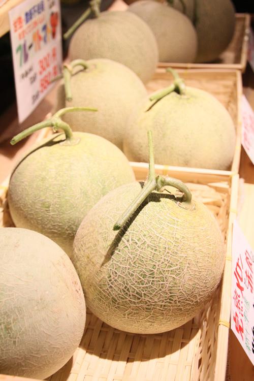 堀農園 新十津川町 野菜 メロン