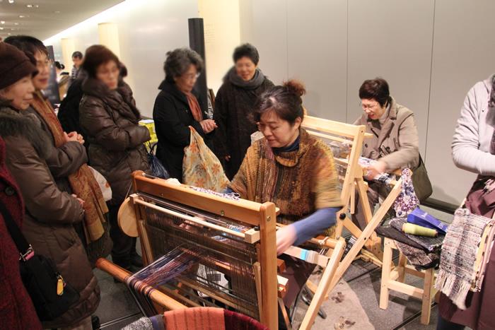 手織り教室 アトリエ サンク