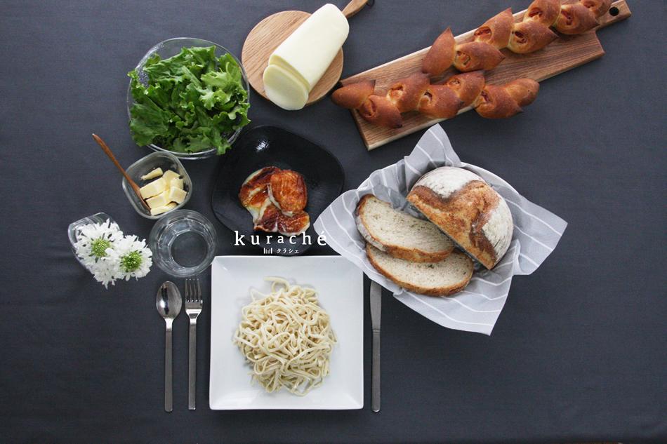 kuraché「道産小麦の美味しい食卓」
