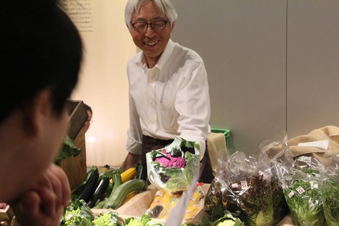 さっぽろ産美味しい野菜の発表会